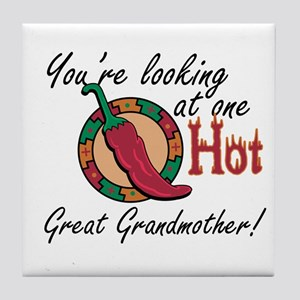 You're Looking at One Hot Great Grandmother! Tile