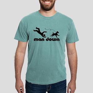 man down airedale T-Shirt