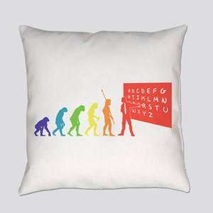 Teacher Everyday Pillow