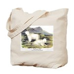 Audubon Mountain Goat Animal Tote Bag