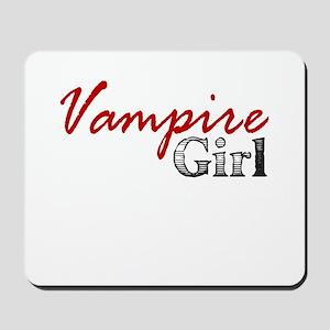 Vampire Girl Mousepad