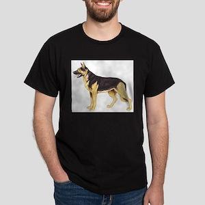 German Shepherd Dark T-Shirt