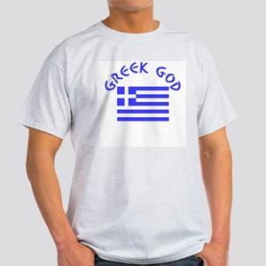 Greek God Light T-Shirt