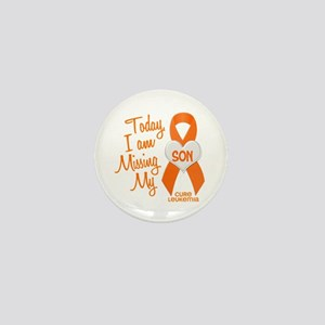 Missing My Son 1 LEUKEMIA Mini Button
