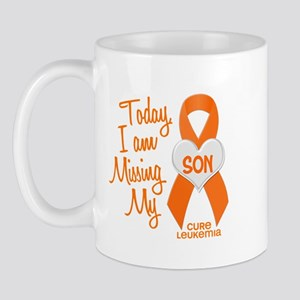 Missing My Son 1 LEUKEMIA Mug