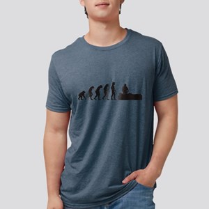 Masseuse Mens Tri-blend T-Shirt
