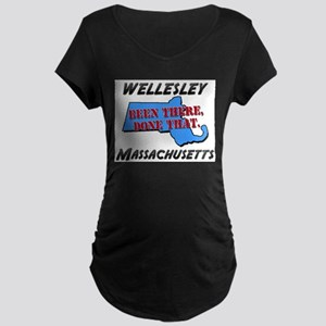 wellesley massachusetts - been there, done that Ma