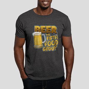 Beer: Fifth Food Group Dark T-Shirt