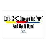 Get it Done Postcards (Package of 8)