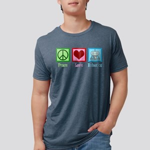 Cool Robotics Mens Tri-blend T-Shirt
