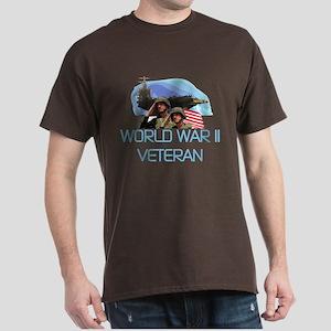 World War II Veteran Dark T-Shirt