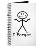 Forgetful Journal