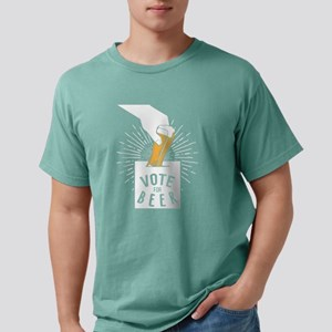 Funny Vote Beer design Gift for Craft Beer T-Shirt