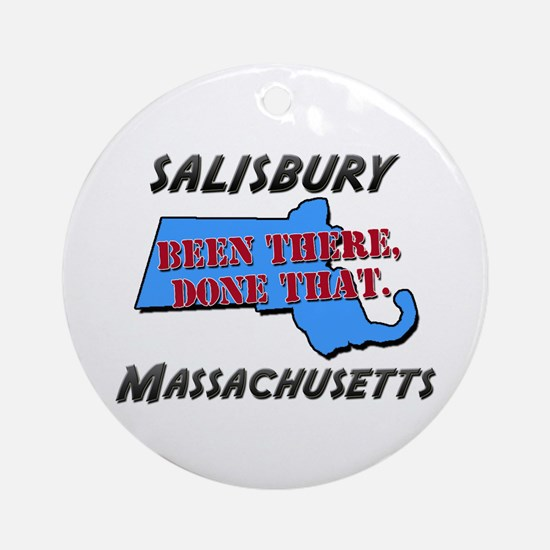 salisbury massachusetts - been there, done that Or