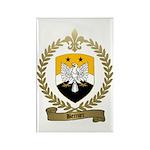 BERNIER Family Crest Rectangle Magnet (100 pack)