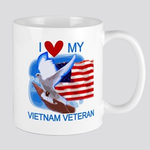 Love My Vietnam Veteran Mug