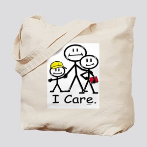 I Care (kids) Tote Bag