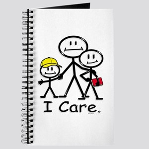 I Care (kids) Journal