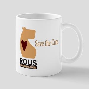 ROUS Foundation loo: Save the Cute Mugs