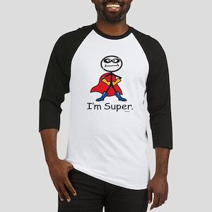 Super Hero Baseball Jersey