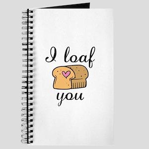 I Loaf You Journal