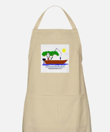 I REST IN YOU BBQ Apron