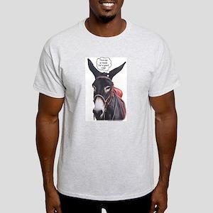 Donkey Ride Light T-Shirt