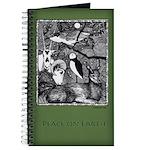 Peace on Earth Moon Animals Journal