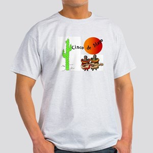 Cinco de Mayo III Light T-Shirt