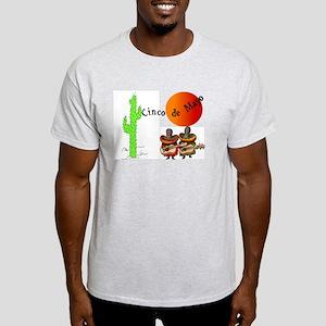 Cinco de Mayo III Light T-Shirt