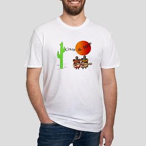 Cinco de Mayo III Fitted T-Shirt