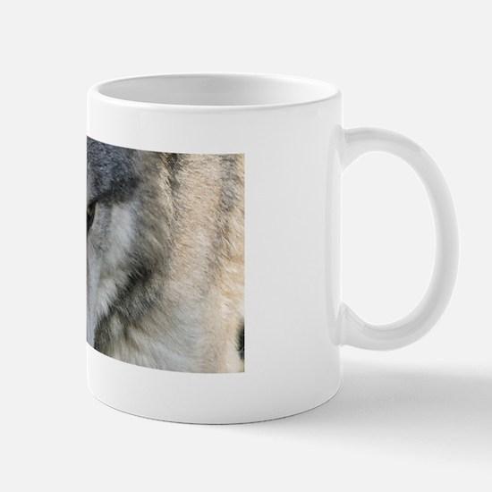 Wolf Portrait Mug