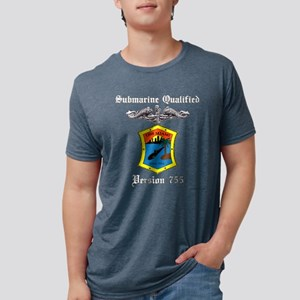 Version SSN 755 Enlisted T-Shirt