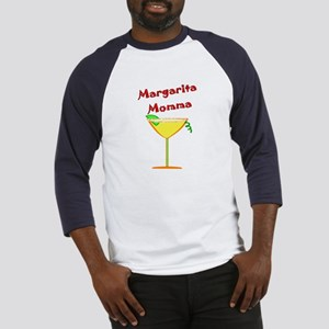 Margarita Lovers Baseball Jersey