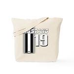mustang 19 Tote Bag