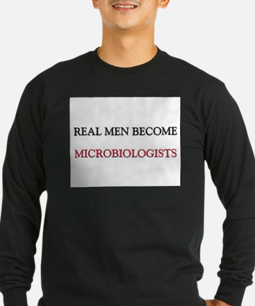 Real Men Become Microbiologists T