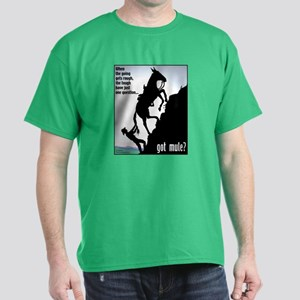 Got Mule? (Man) Dark T-Shirt