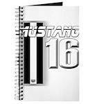 mustang 16 Journal