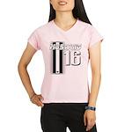 mustang 16 Performance Dry T-Shirt