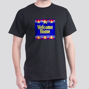 Welcome Home! Black T-Shirt