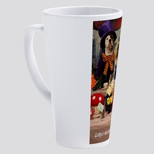 Letty's Adventures in Wonderland 17 oz Latte Mug