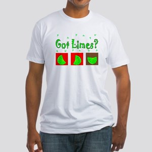 Margarita Lovers II Fitted T-Shirt