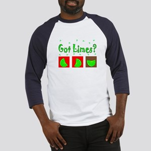 Margarita Lovers II Baseball Jersey