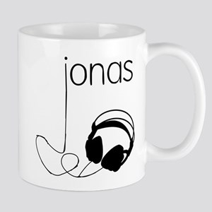 Jonas Bros Headphones Mug