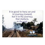 Journey Postcards (Package of 8)