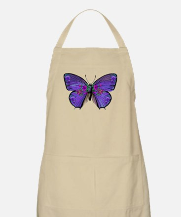 Persephone's Butterfly BBQ Apron
