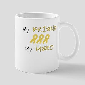 Hero Friend Peach Mug