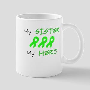 Hero Sister Lime Mug