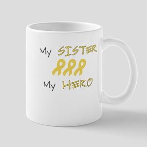 Hero Sister Peach Mug