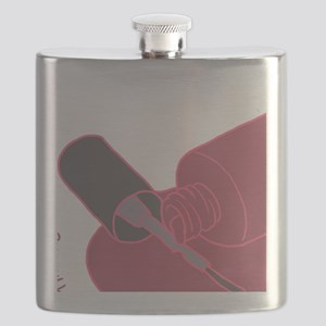 Everything Is Shattering And It's My Mis Flask